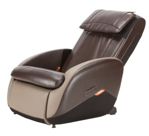 Human Touch iJoy Active 2.0 Massage Chair - Espresso Gray