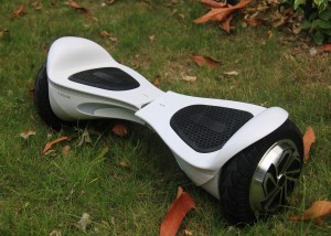 SHINYSIBLINGS 2 Wheel Self Balancing Electric Scooter New Design Self Blancing Drifting Board with Bluetooth Led Lights