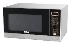 RCA RMW1182 Microwave and Grill, 1.1 Cubic Feet, Stainless Steel