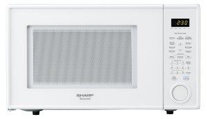 Sharp Countertop Microwave Oven ZR309YW 1.1 cu. ft. 1000W White