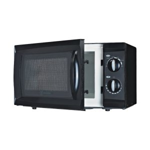 Westinghouse WCM660B 600 Watt Counter Top Microwave Oven, 0.6 Cubic Feet, Black