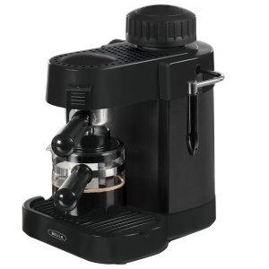 BELLA 13683 Espresso Maker, Black