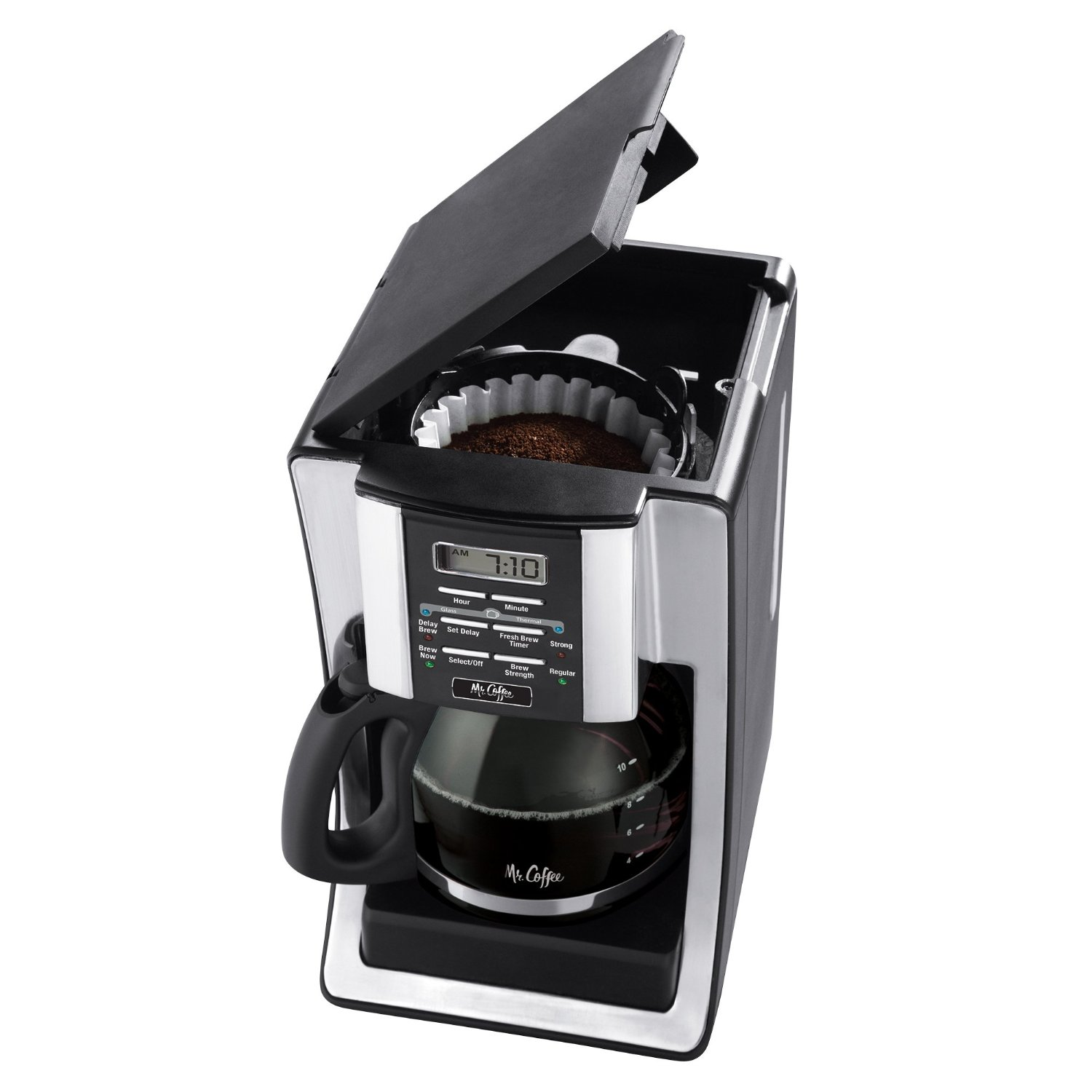 This Coffee Maker Good Looks Are Only Surpassed By Its