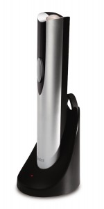 Oster FPSTBW8207-S Electric Wine Bottle Opener, Silver