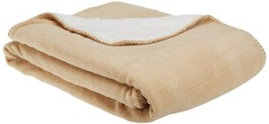 American Kennel Club Solid Pet Throw Blanket