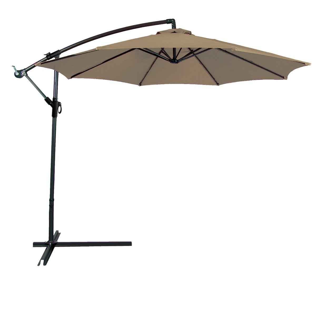 Delightful Making To Our Top 10 Best Offset Patio Umbrellas In 2017 Reviews List Is  Patio Watcher Offset Umbrella. This Patio Umbrella Has A Very Adaptive  Design.