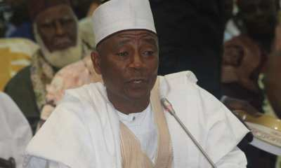Alhaji Boniface Abubakari-Saddique