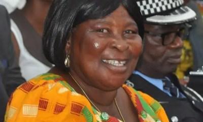 Madam Akua Donkor-Founder of Ghana Freedom Party