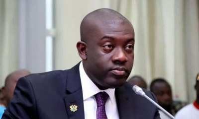Kojo-Oppong-Nkrumah Mallams and Scammers
