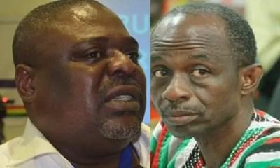 Koku Anyidoho and Asiedu Nketia