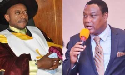 Korankye Ankrah and Owusu Bempah