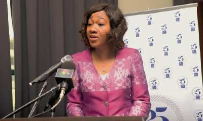 Jean Mensah Electoral Commission
