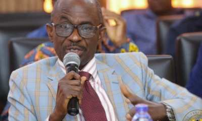 Mr. Johnson Asiedu Nketia Election