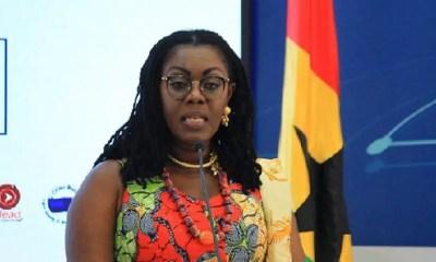 Madam Ursula Owusu-Ekuful