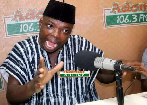 The Bono Regional Chairman of the ruling New Patriotic Party Kwame Baffoe Abronye has said Ghana officially has two viruses threatening the lives of its citizens, which is the COVID-19 pandemic and the opposition National Democratic Congress (NDC).