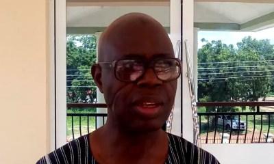 Rev Professor Saa Dittoh