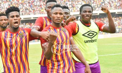 Hearts of Oak part ways with Joseph Esso and four other players