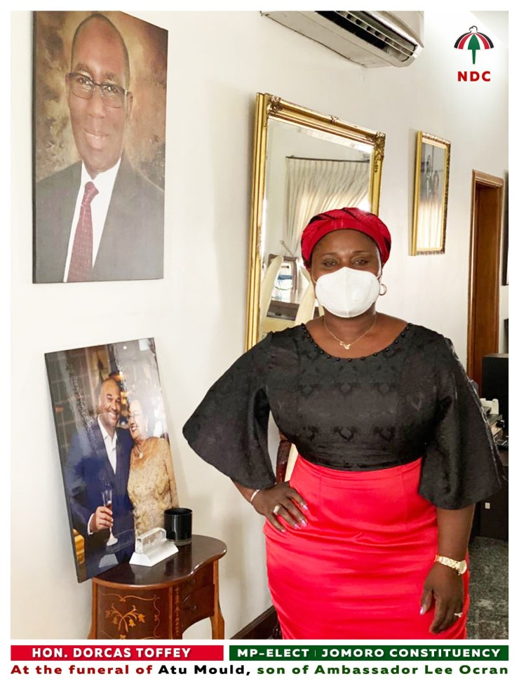 PHOTOS: 28 'serious' pictures of 'heavily endowed' Jomoro MP Dorcas Affo-Toffey that will blow your mind and MORE 19