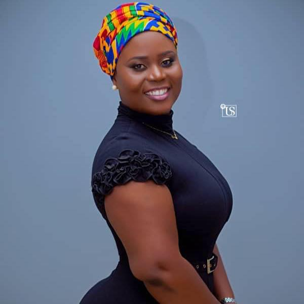 PHOTOS: 28 'serious' pictures of 'heavily endowed' Jomoro MP Dorcas Affo-Toffey that will blow your mind and MORE 9