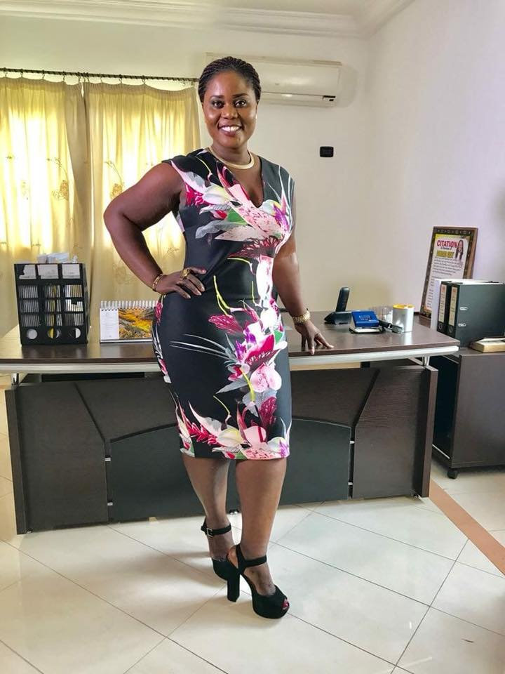 PHOTOS: 28 'serious' pictures of 'heavily endowed' Jomoro MP Dorcas Affo-Toffey that will blow your mind and MORE 1