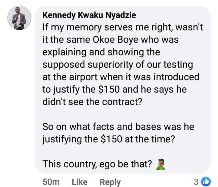Ghanaians finger Akufo-Addo as all his top officials deny knowledge of $150 Airport Antigen contract 18
