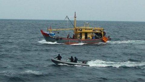 Ambil Tindakan Tegas Terhadap Nelayan Asing
