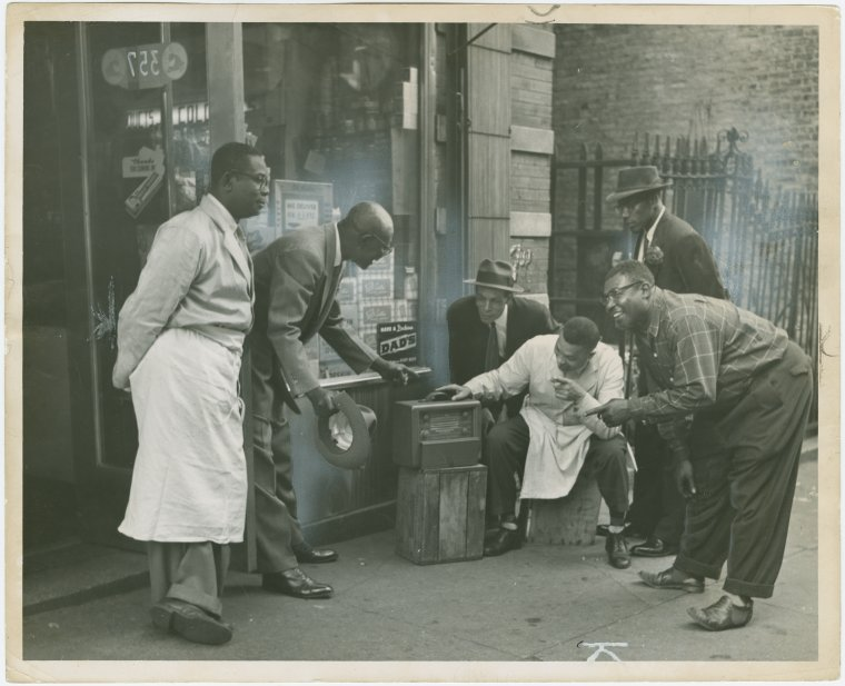 Old Pictures of Harlem