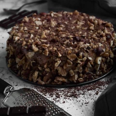 Kronans Kaka | Swedish Potato & Almond Cake
