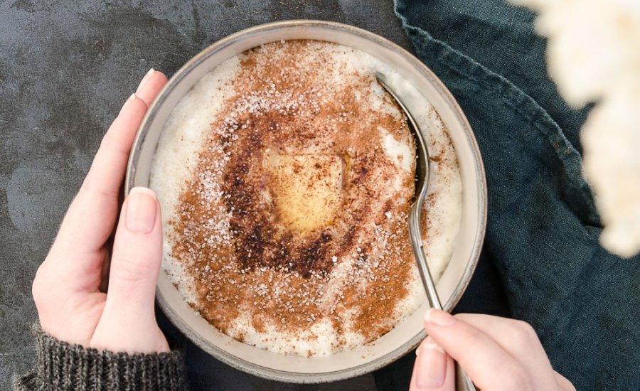 Risgrøt | Norwegian Rice Porridge