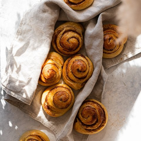 Kanelboller | Grandma's BEST Cinnamon Buns
