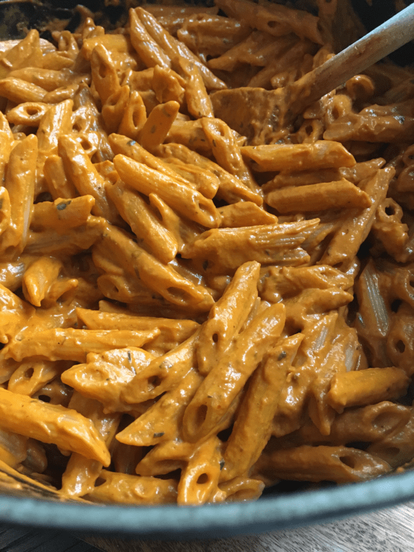 Penne Alla Vodka – A husband favorite