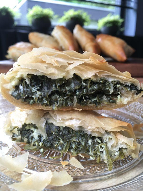 Spanakopita – Remembering Spinach (CWF: Nadja and Esmee)