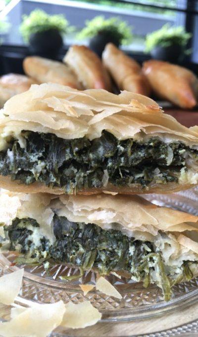 Spanakopita – Remembering Spinach (CWF: Nadja and Esmee)