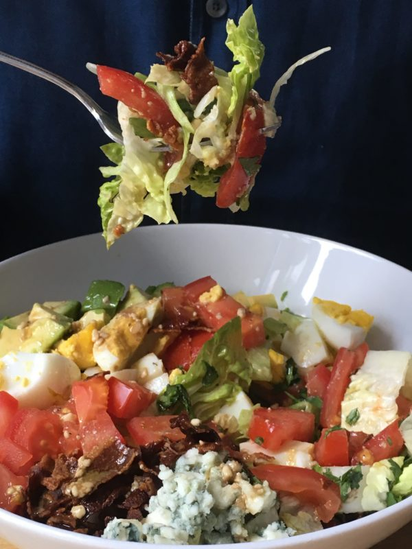 Cobb Salad – Happy Birthday America