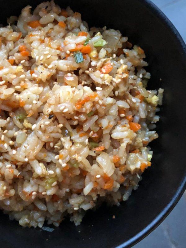 Benihana Chicken Fried Rice