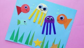 Paper Ladybug Craft For Kids My Nourished Home