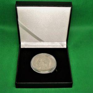 boite bureau monnaie pour pièces de 5 francs de l'union latine