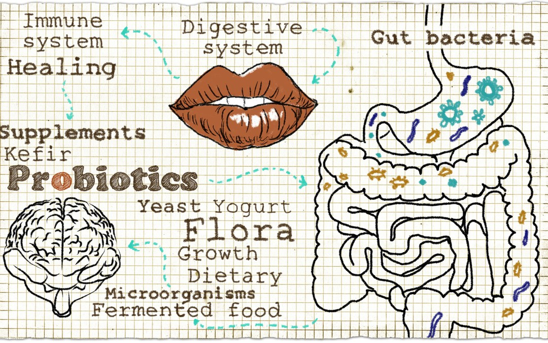 Probiotics may help you lose weight