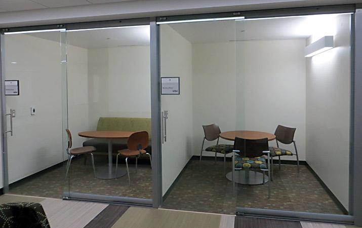 Project Demountable Walls University Installation