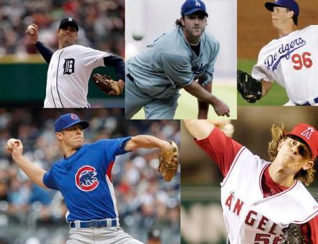 Ricks best bets amongst 2-start pitchers for Week 3