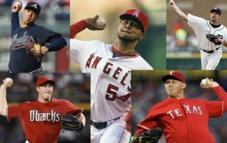 Ricks best bets amongst 2-start pitchers for Week 8