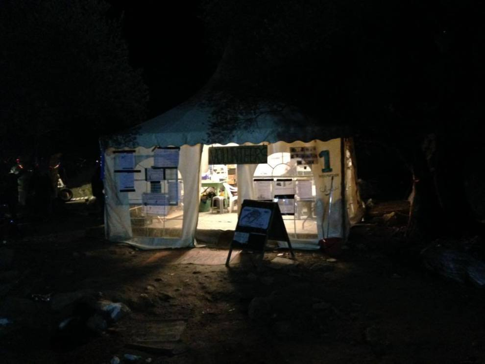 Moria Camp, Lesvos, January 2016, Benjamin Gow 4
