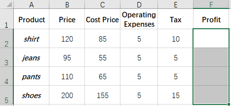 How to Hide the Content in an Excel Cell