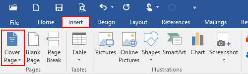 How to Add Covers to Word Documents
