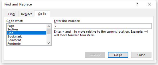 How to Insert Line Numbers to Microsoft Word Documents