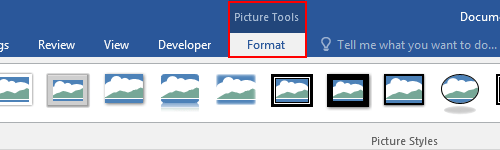 How to Place Text on Top of a Picture in Microsoft Word
