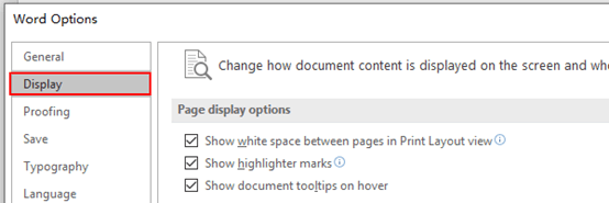 How to Hide and Show Carriage Returns in Microsoft Word