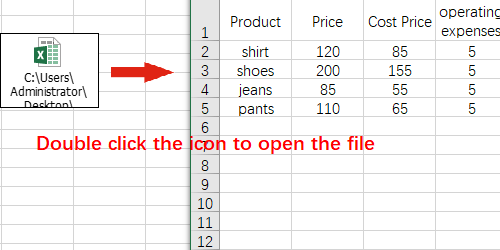 How to Insert an Excel into Another Excel File