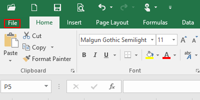 How to Customize the Page Margins in Microsoft Excel