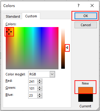 How to Change the Color of Tabs in Microsoft Excel